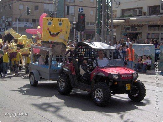 Губка Боб на улицах нашего города. фото 1