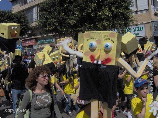 Губка Боб на улицах нашего города. фото 4