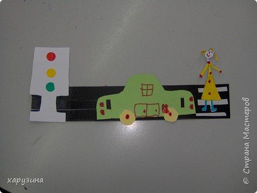 Моделирование: Осторожно на дороге фото 7