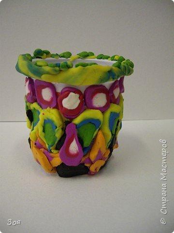 Своим любимым мамочкам мы подарим вазочки! фото 6