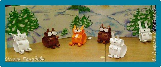 Лесные звери фото 1