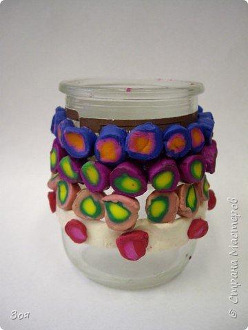 Своим любимым мамочкам мы подарим вазочки! фото 10