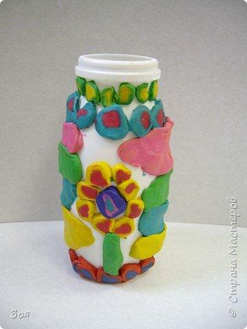 Своим любимым мамочкам мы подарим вазочки! фото 11