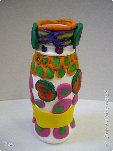 Своим любимым мамочкам мы подарим вазочки! фото 14