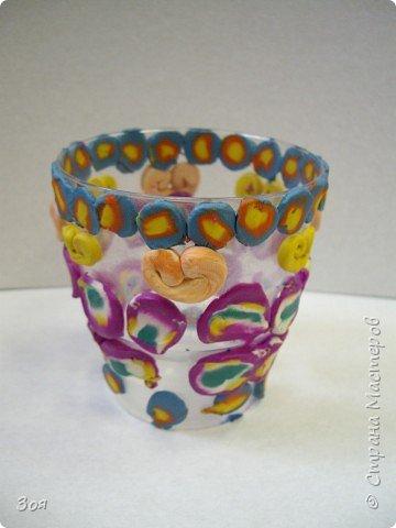 Своим любимым мамочкам мы подарим вазочки! фото 16