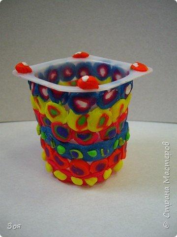 Своим любимым мамочкам мы подарим вазочки! фото 18