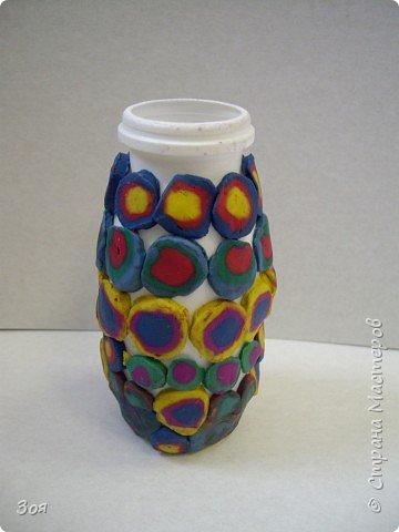 Своим любимым мамочкам мы подарим вазочки! фото 19