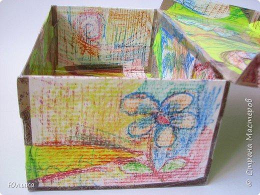 В коробке с карандашами... фото 3