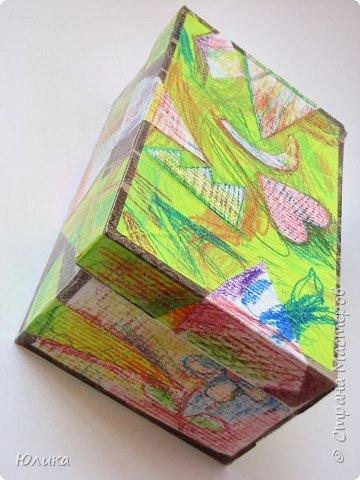 В коробке с карандашами... фото 1