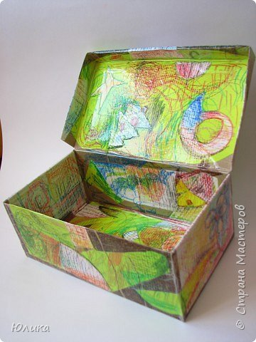 В коробке с карандашами... фото 2