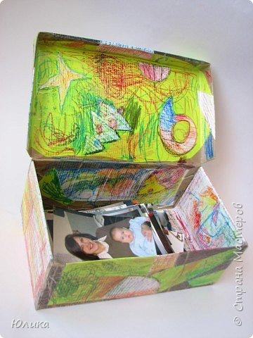 В коробке с карандашами... фото 5