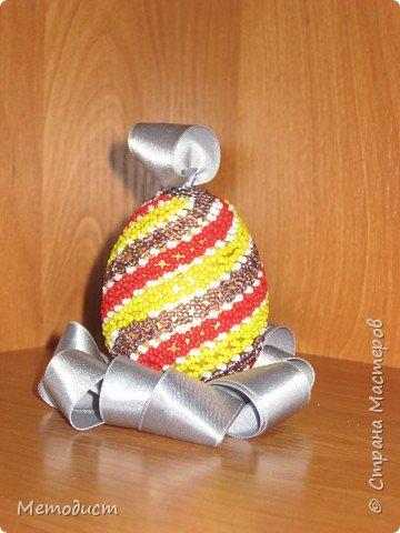 Бисероплетение: Подарки на пасху