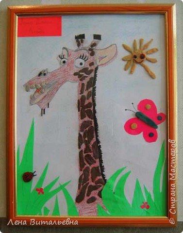 Жирафы разные важны, жирафы разные нужны фото 2