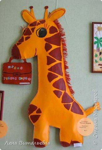 Жирафы разные важны, жирафы разные нужны фото 6