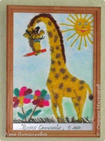 Жирафы разные важны, жирафы разные нужны фото 14