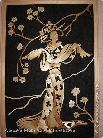 по мотивам из японских сказок