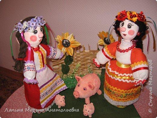 Украинские девчата.