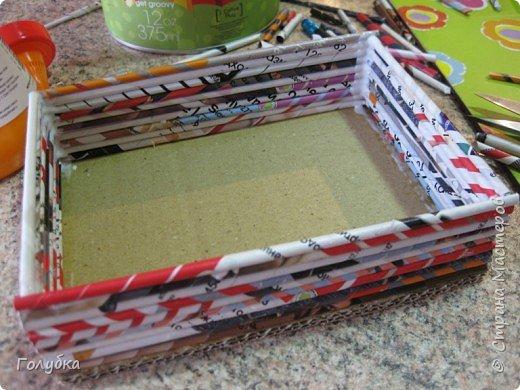 Пасхальная коробочка-подставка фото 2