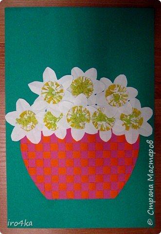 Оригами, Плетение: Весна, весна на улице!