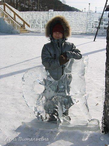 "Фестиваль ледяной скульптуры ""Музыка Байкала"" фото 1"