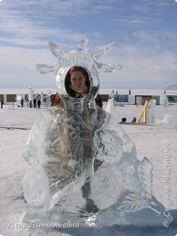 "Фестиваль ледяной скульптуры ""Музыка Байкала"" фото 11"