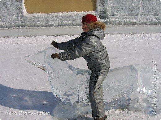 "Фестиваль ледяной скульптуры ""Музыка Байкала"" фото 13"
