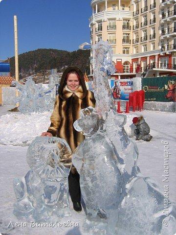 "Фестиваль ледяной скульптуры ""Музыка Байкала"" фото 14"