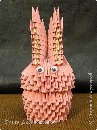 """Оригами модульное: Очередные симптомы """"эпидемии"""" :) фото 1"""