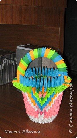 Оригами модульное: увлеклась оригами фото 5