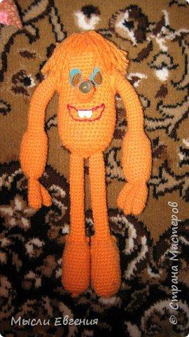 Вязание крючком: еще очень люблю вязать игрушки фото 1