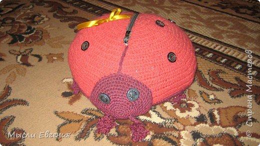 Вязание крючком: еще очень люблю вязать игрушки фото 4