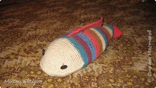 Вязание крючком: еще очень люблю вязать игрушки фото 5