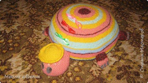 Вязание крючком: еще очень люблю вязать игрушки фото 6