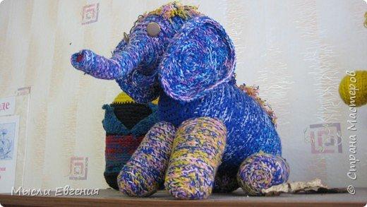 Вязание: наши любимые игрушки  фото 2