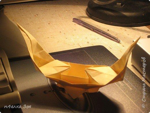 Оригами: Лодка