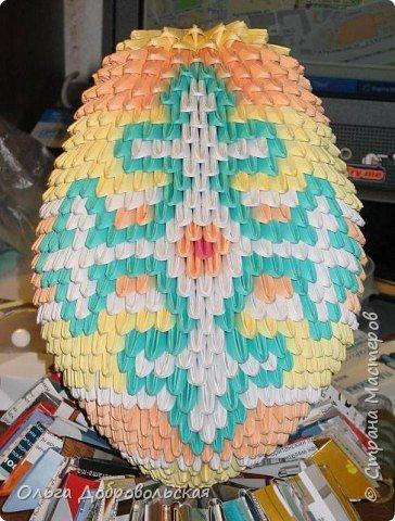 Оригами модульное: Пришел Великий праздник фото 1