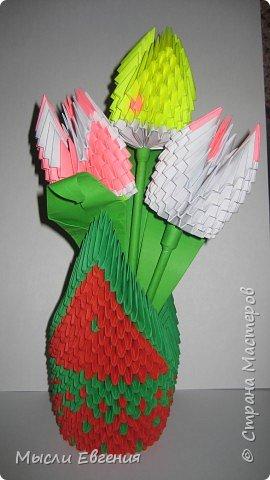 Оригами модульное: а это дети 5-7 классов