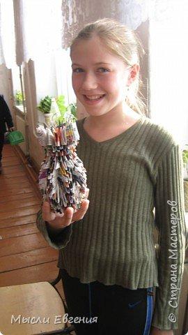 Оригами модульное: подарки мамам