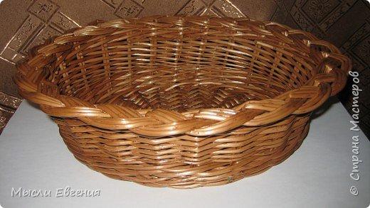 Плетение: плетенка под хлеб фото 1