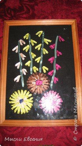 Вышивка: фантазии на тему цветы фото 2