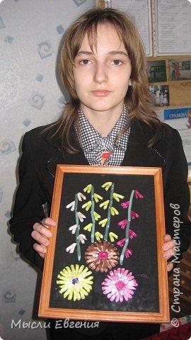Вышивка: фантазии на тему цветы фото 1