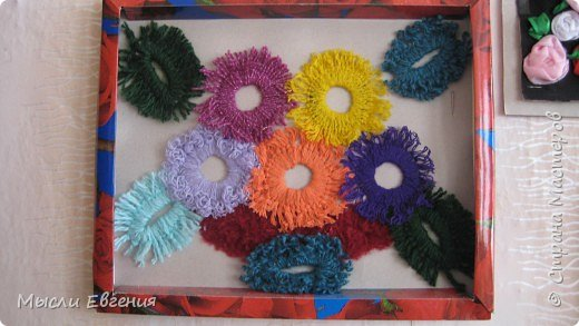 Плетение:  снова нитки