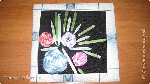 Вышивка: вышивка лентами фото 2