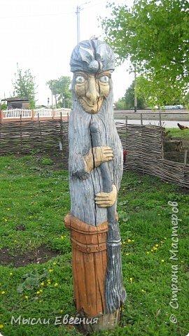 Резьба по дереву: живет такой мастер(продолжение) фото 1