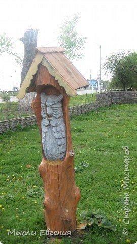 Резьба по дереву: живет такой мастер(продолжение) фото 2