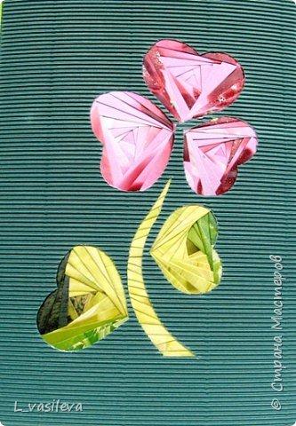 Айрис фолдинг: Аленький цветочек