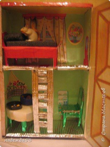 домик для мышонка ПИКА