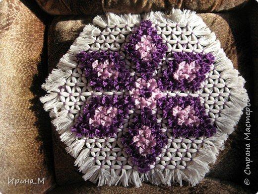 Вязание: Вязаные салфетки фото 1