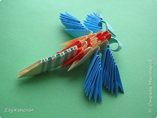 Оригами модульное: Модульное  оригами: проба  пера