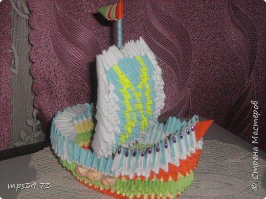 Оригами модульное: МОИ ПЕРВЫЕ РАБОТЫ фото 4